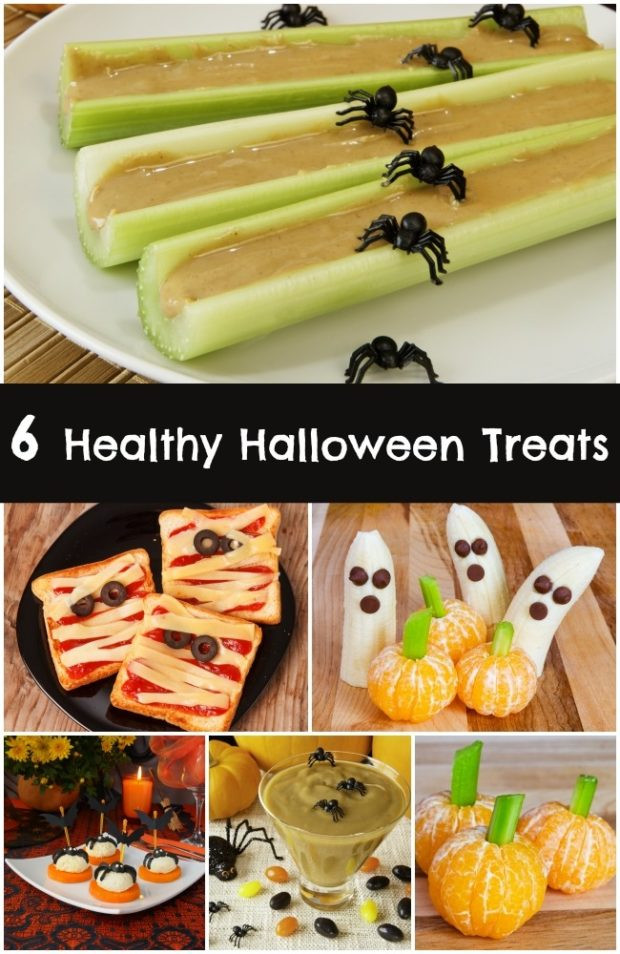 Healthy Halloween Snacks For School  6 Healthy Halloween Treats