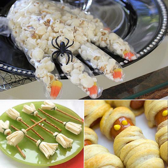 Healthy Halloween Snacks For School  Healthy Halloween Treats