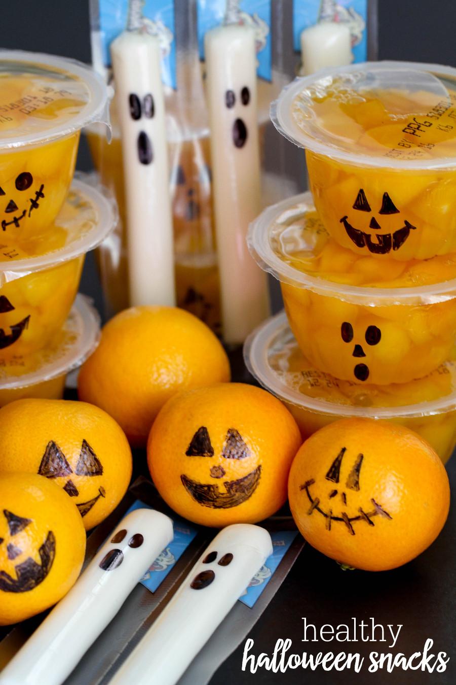 Healthy Halloween Snacks For School  Healthy Halloween Snacks Lil Luna