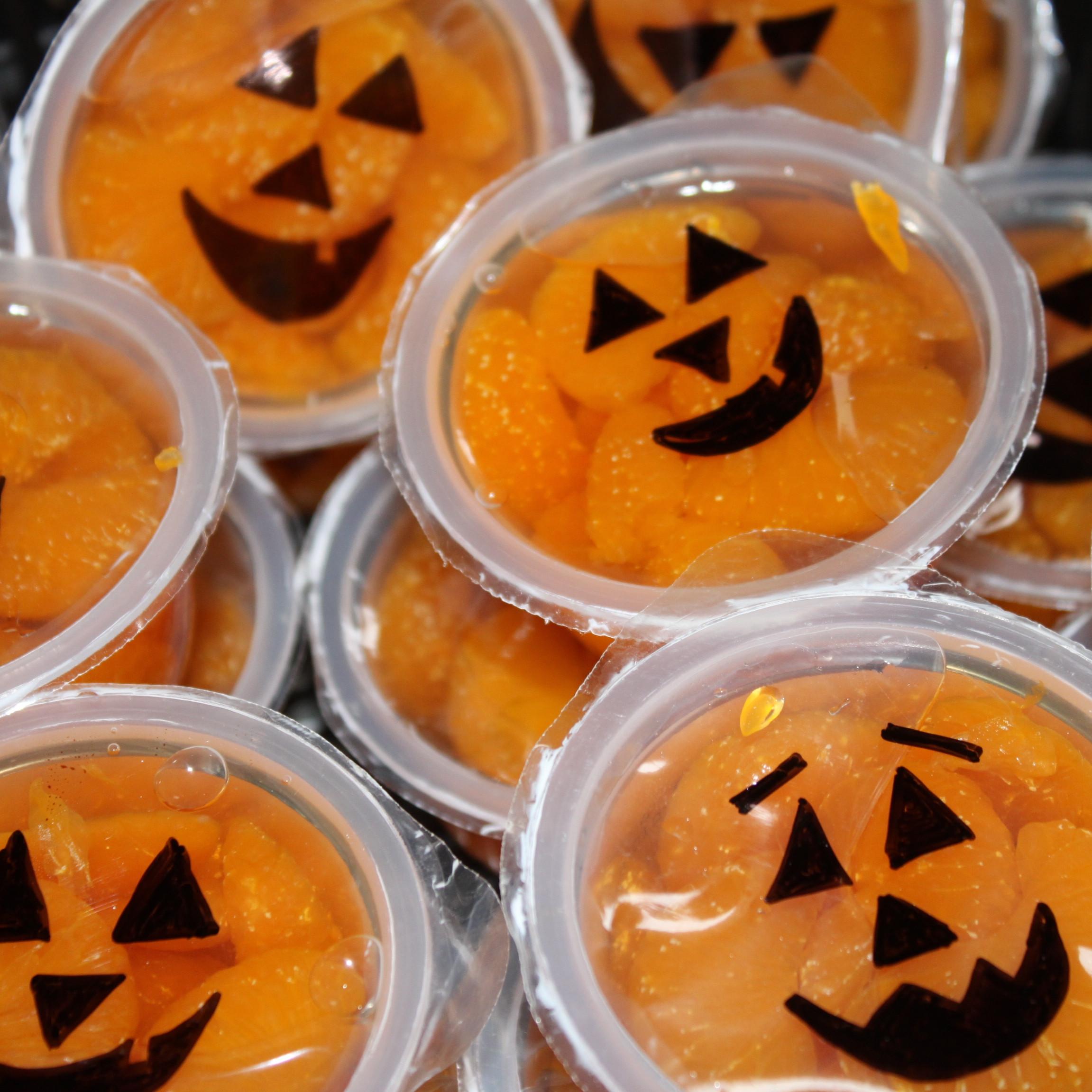 Healthy Halloween Snacks For School  Healthy Halloween Class snack