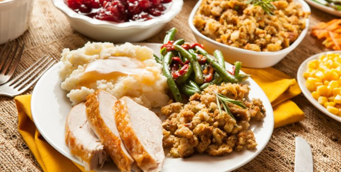 Healthy Stuffing Recipes For Thanksgiving  4 Healthy Thanksgiving Stuffing Substitutes Fitness