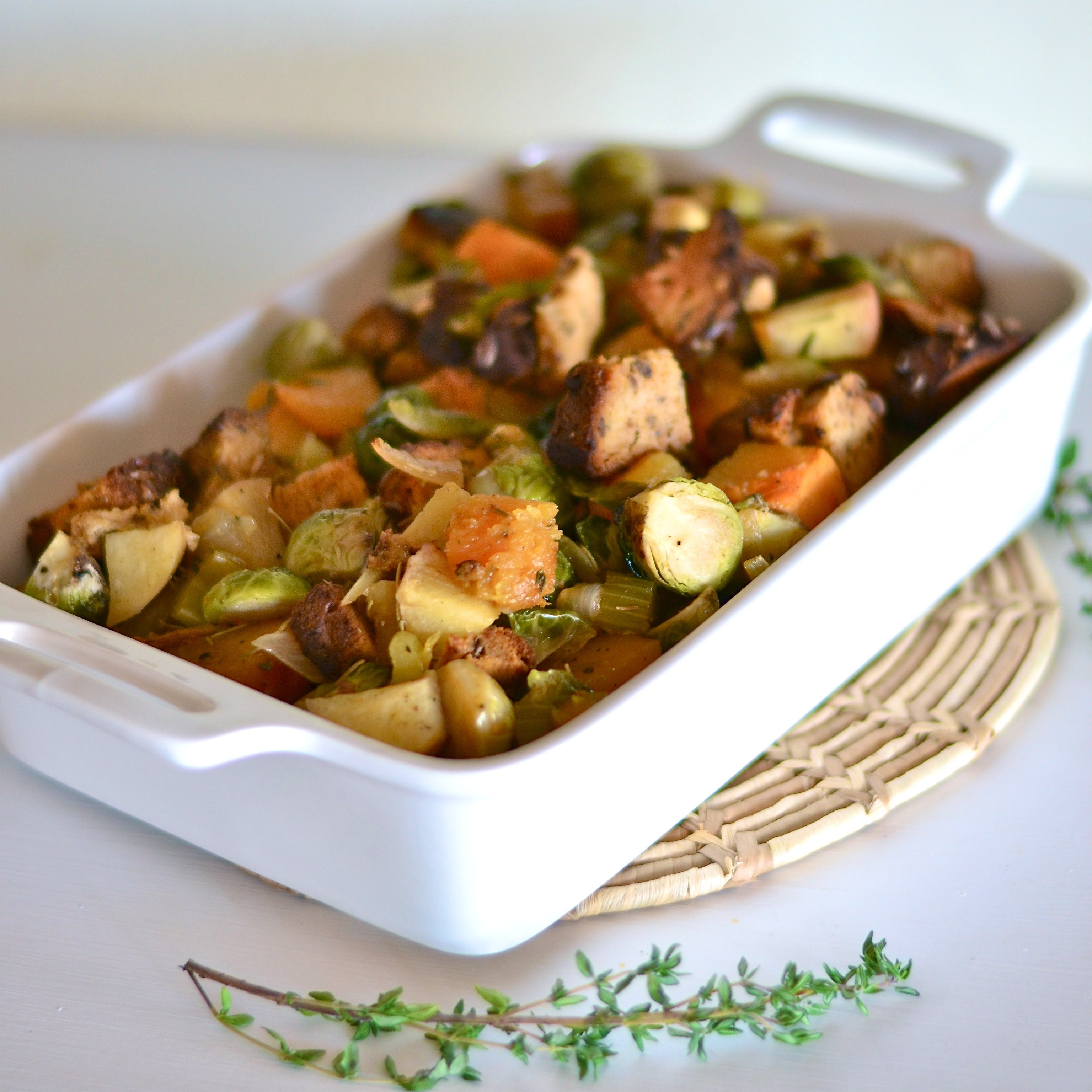 Healthy Stuffing Recipes For Thanksgiving  Healthy Stuffing Recipe