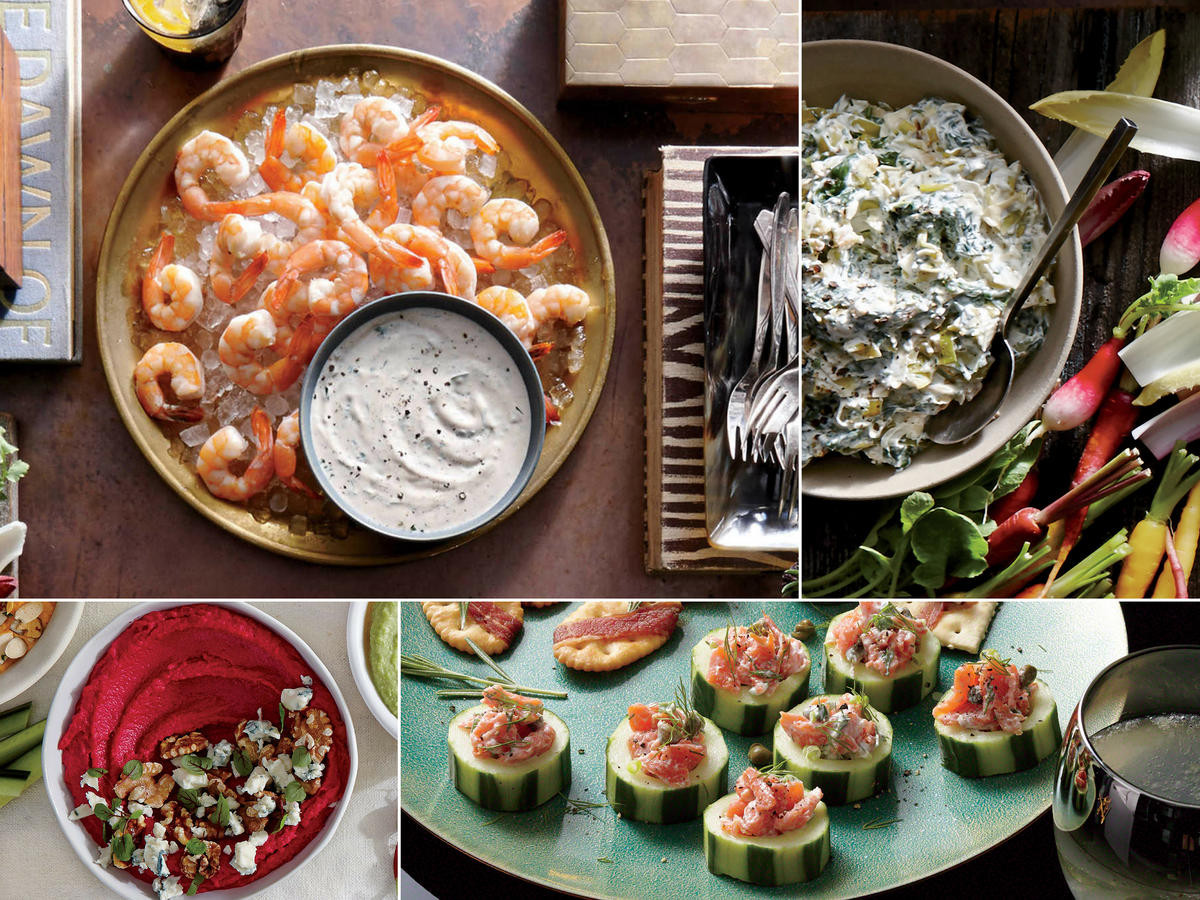 Healthy Thanksgiving Appetizers  Healthy Thanksgiving Menu Recipes and Ideas Cooking Light