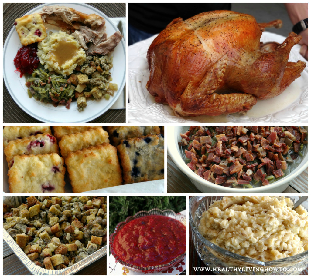 Healthy Thanksgiving Dinner  Healthy Thanksgiving 2012 Recipe Round Up