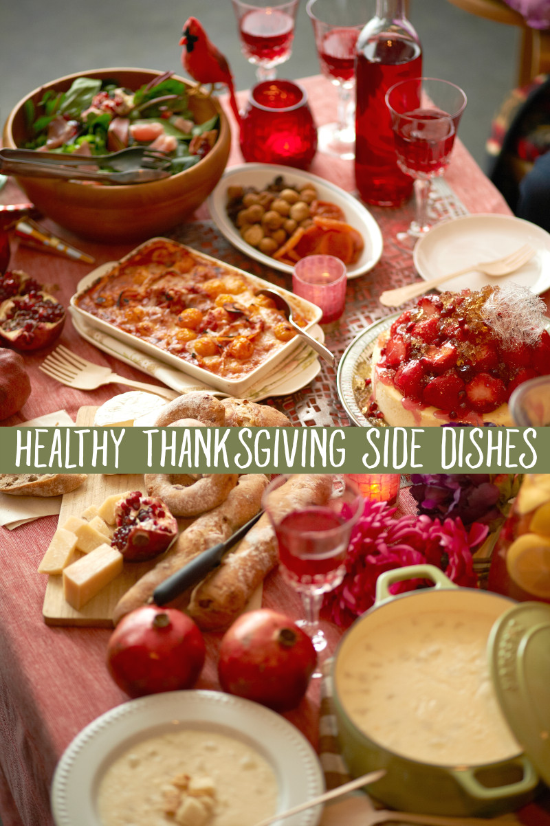 Healthy Thanksgiving Dinner  Healthy Side Dishes To Bring To Thanksgiving Dinner