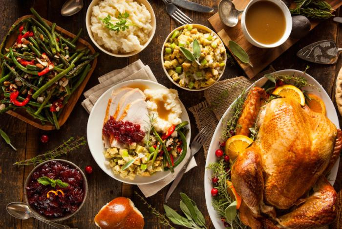 Healthy Thanksgiving Dinner  Healthy Thanksgiving the science of overeating and