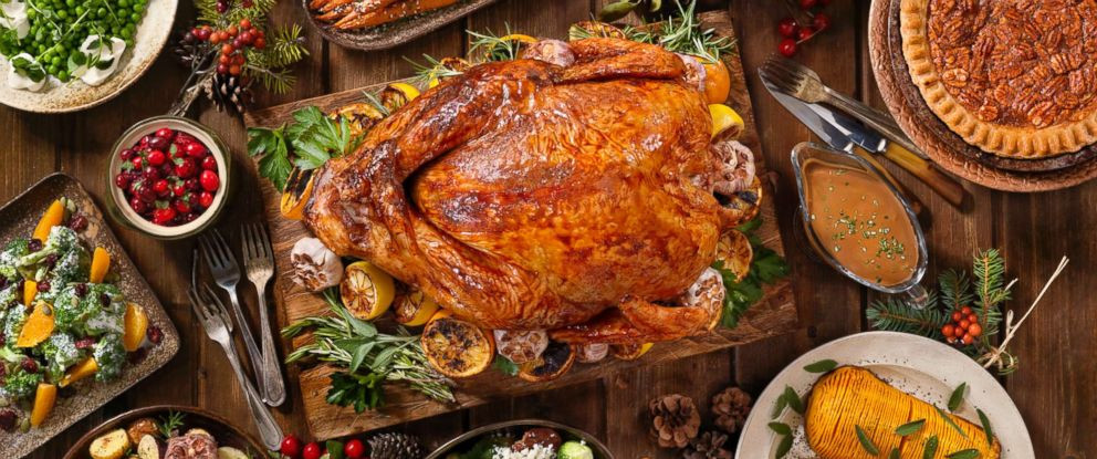 Healthy Thanksgiving Dinner  Thanksgiving pre tox How to eat healthy this week and