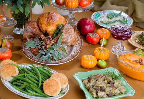 Healthy Thanksgiving Dinner  Thanksgiving Health Tips