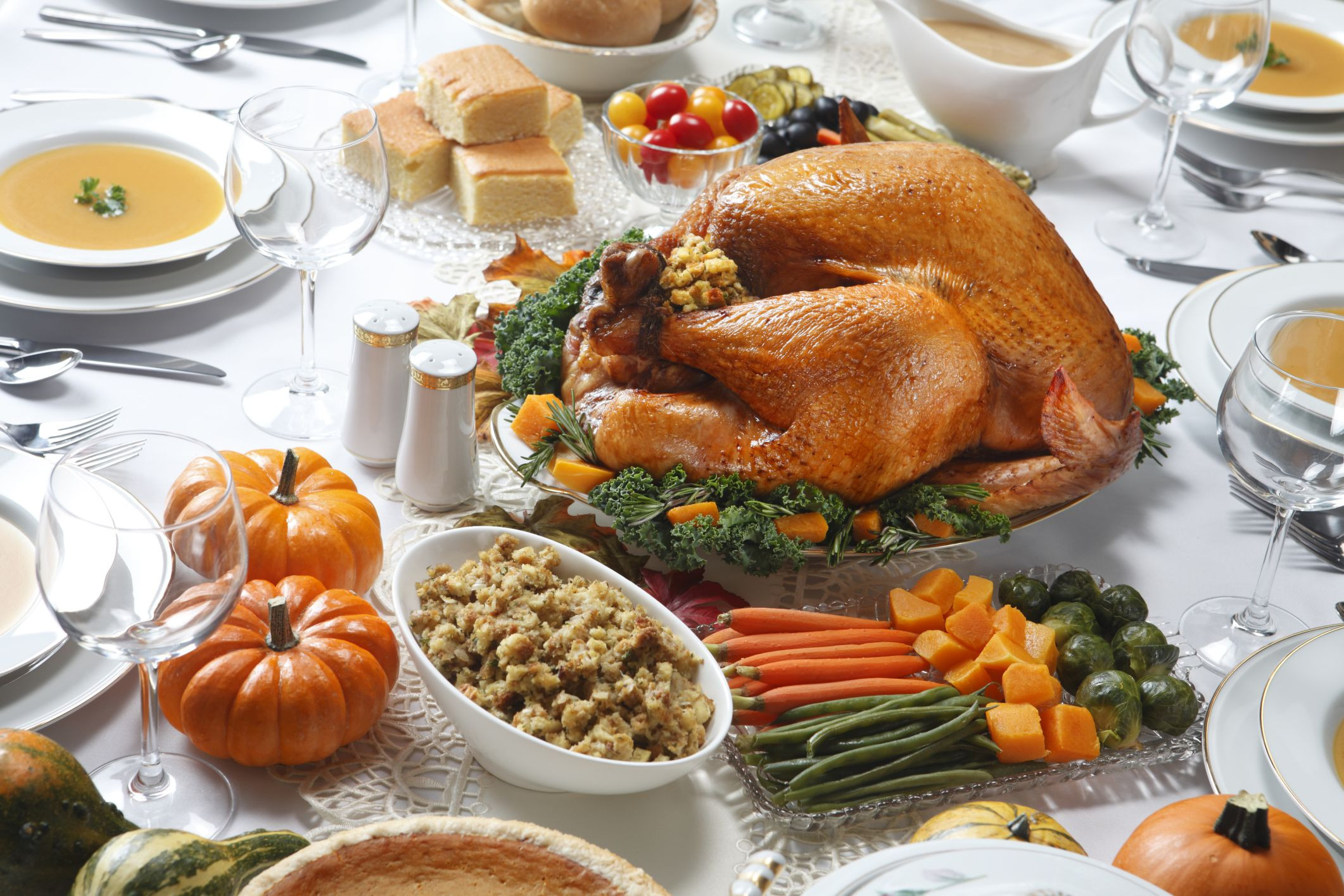 Healthy Thanksgiving Dinner  How to Make a Traditional Thanksgiving Meal Gluten Free