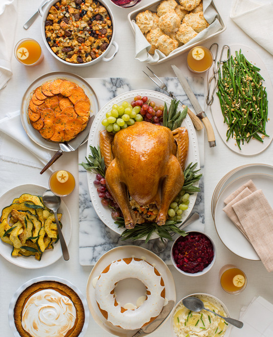 Healthy Thanksgiving Dinner  How to Eat Healthy on Thanksgiving