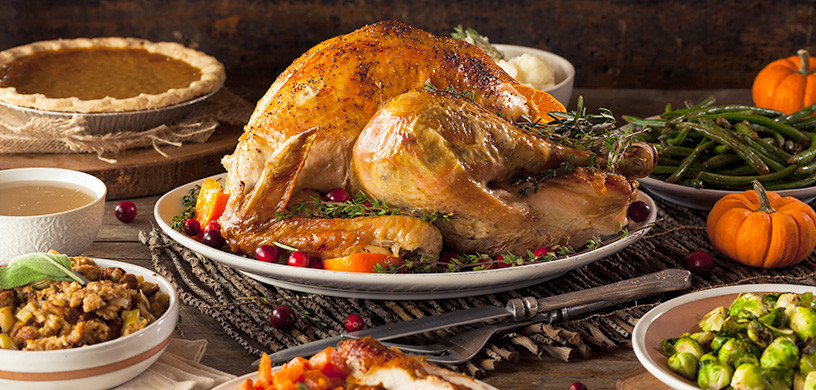 Healthy Thanksgiving Dinner  Thanksgiving Meal Makeover Ingre nt Swaps to Make Your