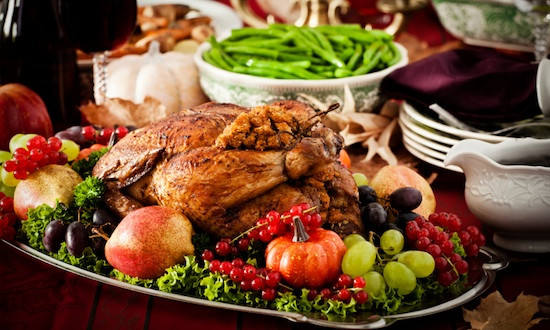 Healthy Thanksgiving Dinner  Green Up Your Thanksgiving Feast