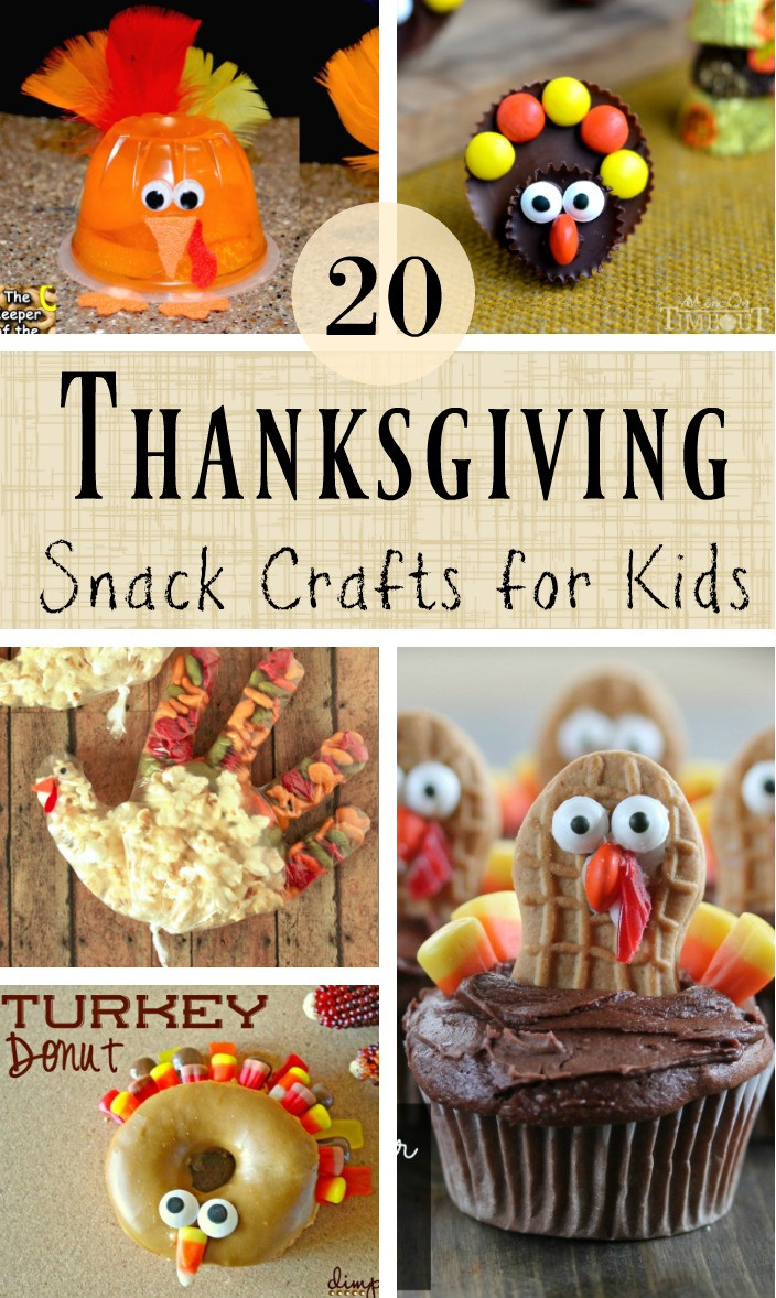Healthy Thanksgiving Snacks  Healthy Thanksgiving Snack Crafts for Kids Southern Made