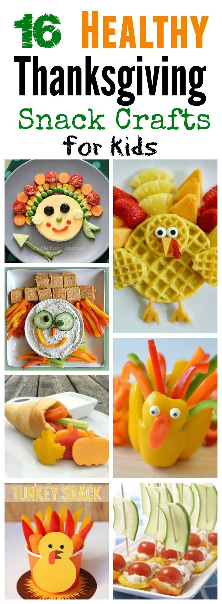 Healthy Thanksgiving Snacks  Best 25 Thanksgiving snacks kids ideas on Pinterest