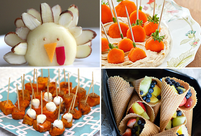 Healthy Thanksgiving Snacks  Healthy Thanksgiving Appetizers That You And The Kids Will