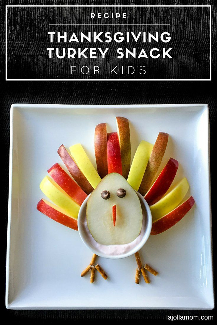 Healthy Thanksgiving Treats  177 best Food Shapes for Kids images on Pinterest