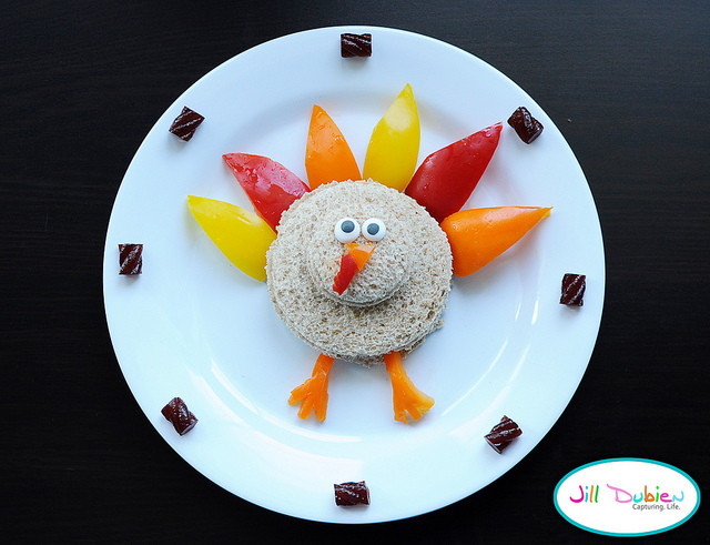 Healthy Thanksgiving Treats  Be Different Act Normal Healthy Turkey Treats
