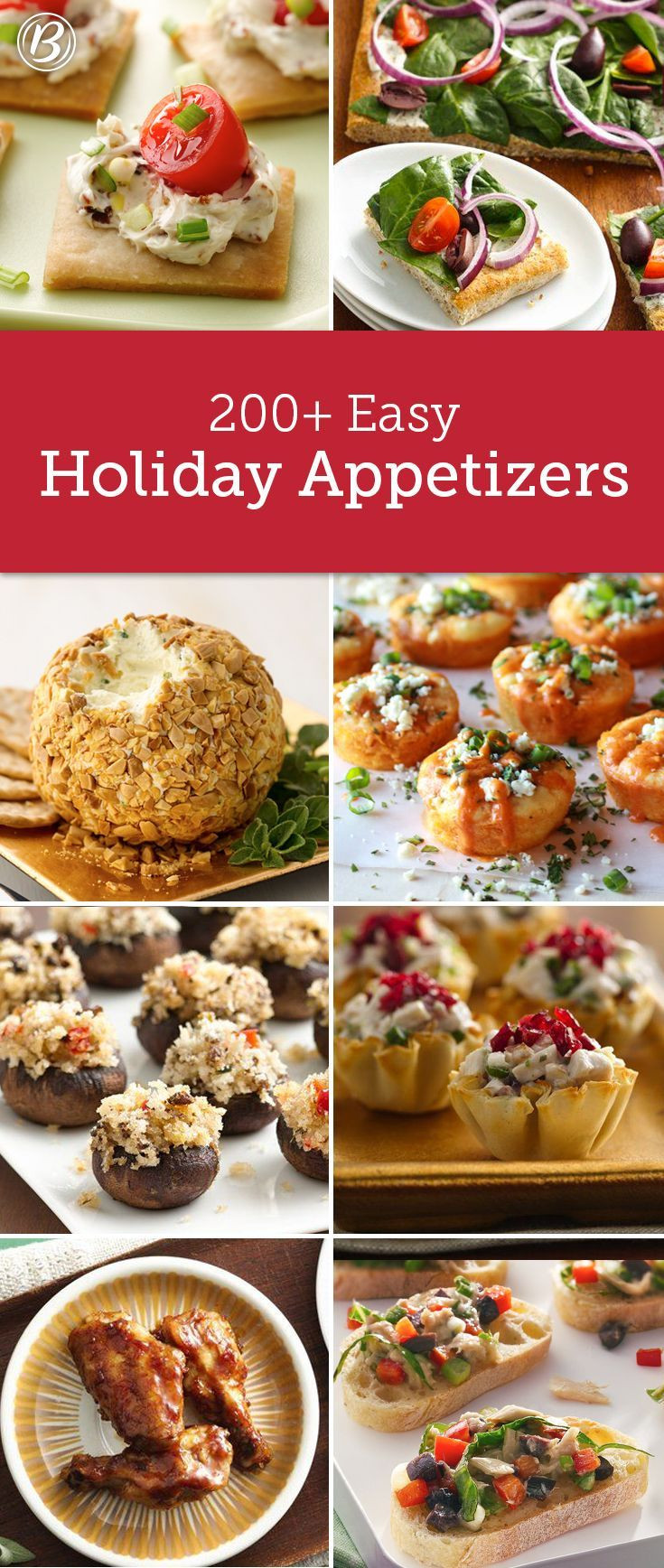 Heavy Appetizers For Christmas Party  55 Festive Apps for Your Christmas Party