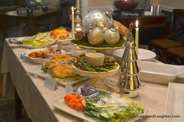 Heavy Appetizers For Christmas Party  Christmas Open House 2013 Heavy appetizer menu