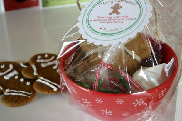 Homemade Christmas Cookies For Sale  Gingerbread Man Cookie Kits 100 Days of Homemade Holiday