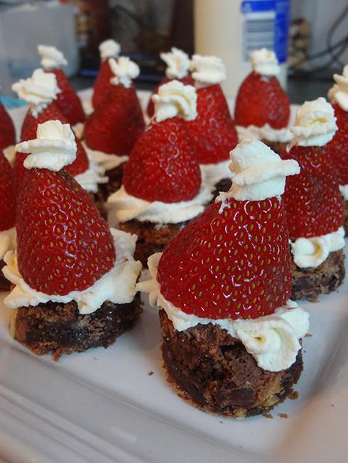 Homemade Christmas Desserts  2012 Christmas – Menu Plan and Table Decorations