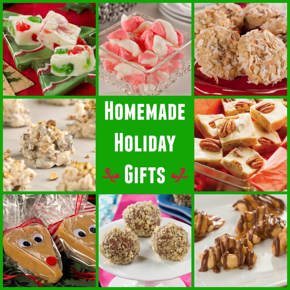 Homemade Christmas Food Gifts  Food Gifts for Christmas Edible Christmas Gifts