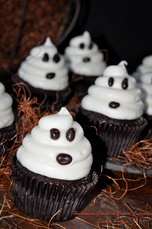 Homemade Halloween Cupcakes  Fast and Easy Halloween Cupcakes Recipe Everyday Southwest