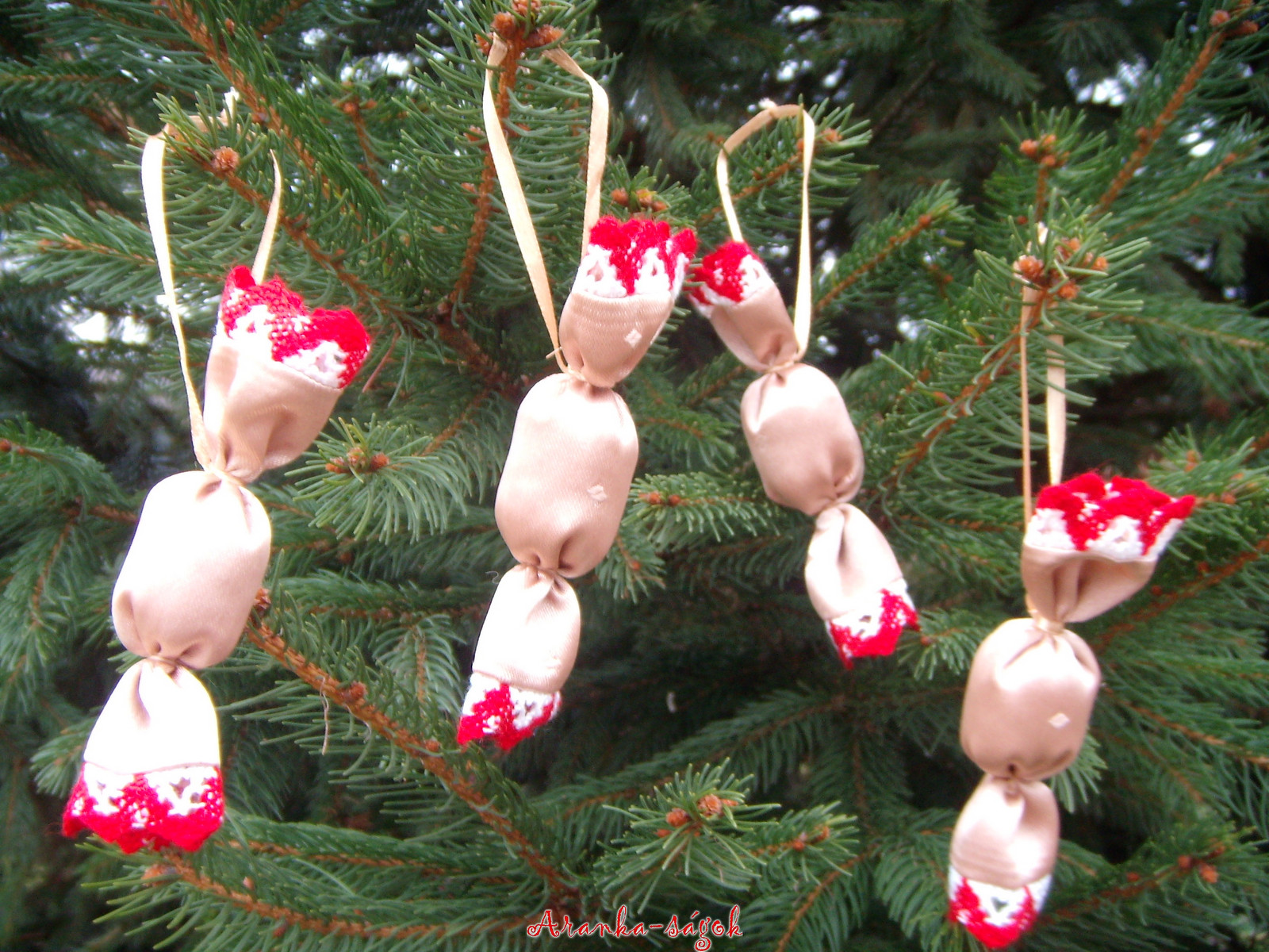 Hungarian Christmas Candy  Karácsony blog Christmas blog Szaloncukor Christmas