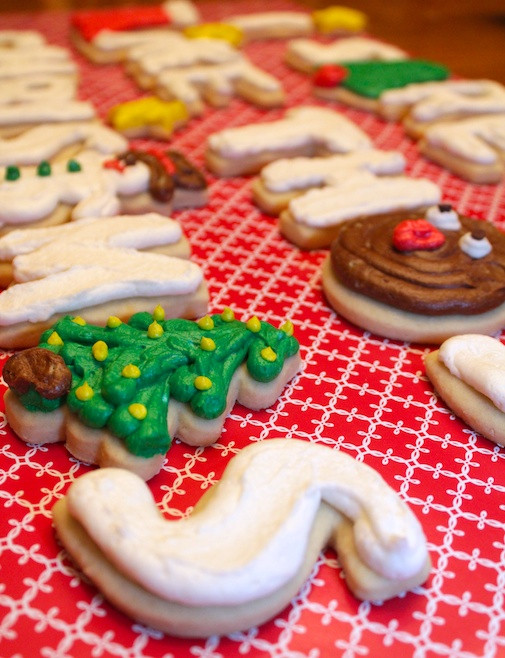 I Sure Do Like Those Christmas Cookies  Project Denneler George Strait said it best