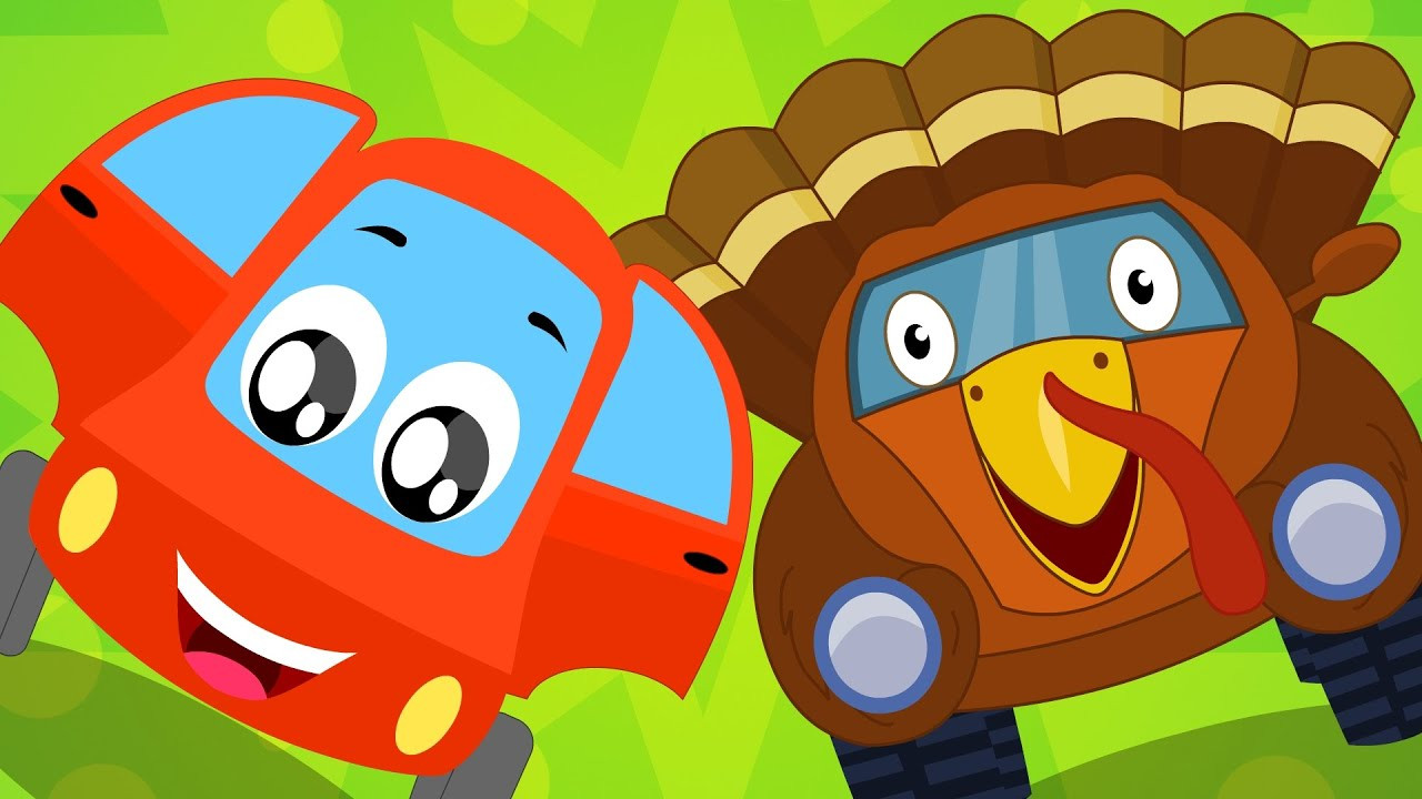 I Will Survive Thanksgiving Turkey Song  Little Red Car Turkey Song