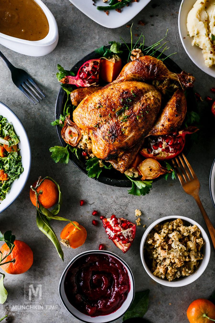 Idea For Thanksgiving Dinner  7 Thanksgiving Dinner Ideas 2017 Munchkin Time
