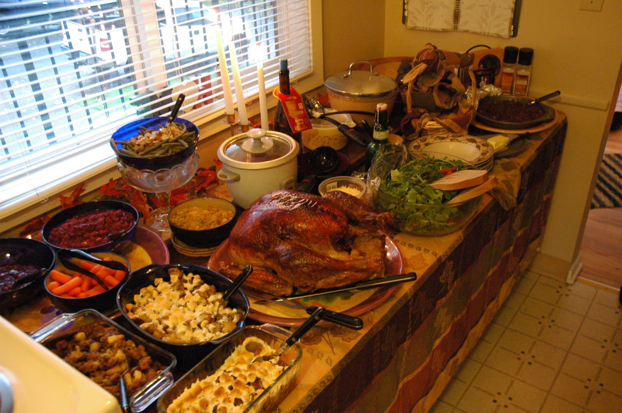 Idea For Thanksgiving Dinner  Thanksgiving Day thoughts