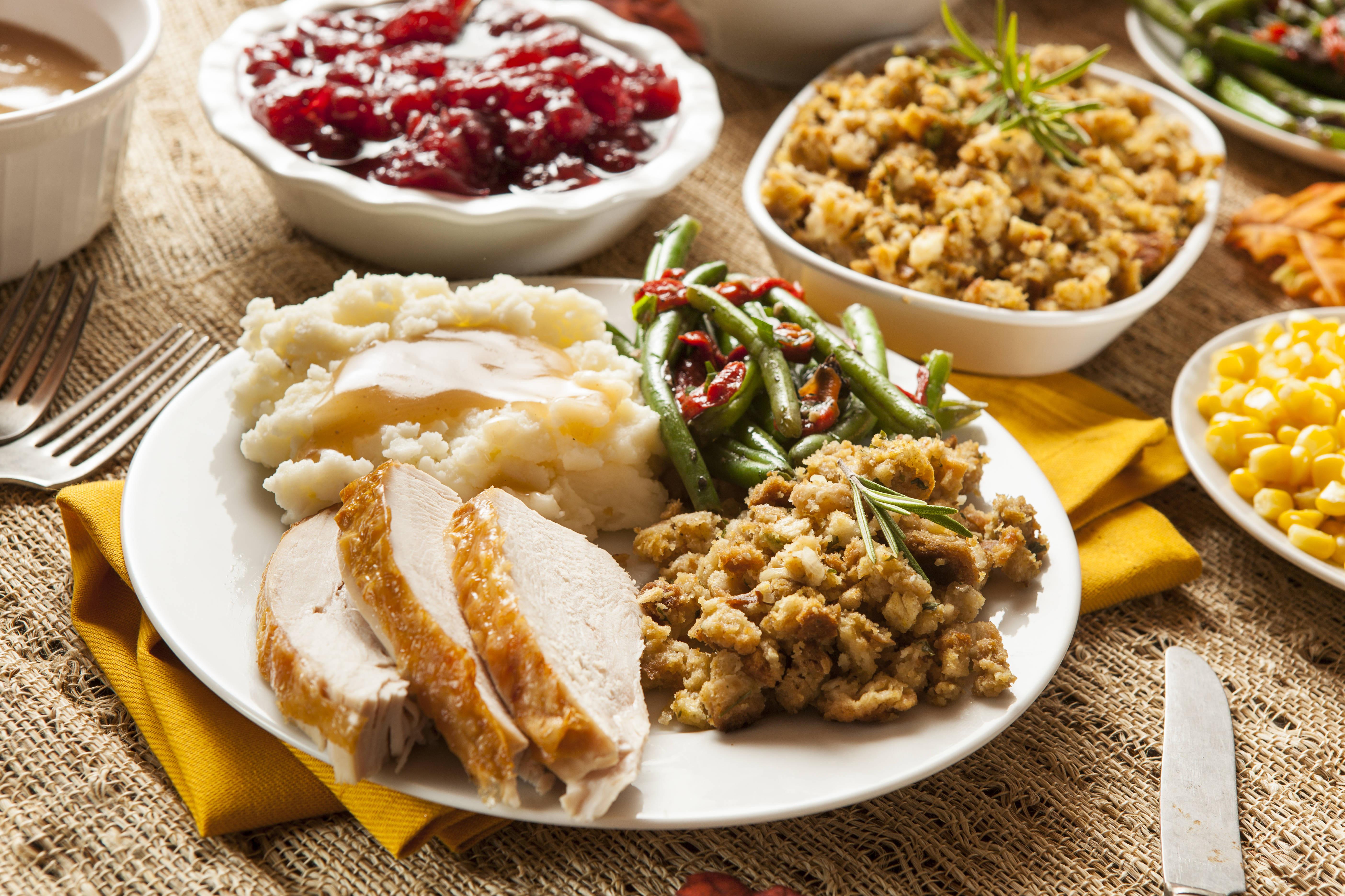 Idea For Thanksgiving Dinner  THANKSGIVING MENU IDEAS