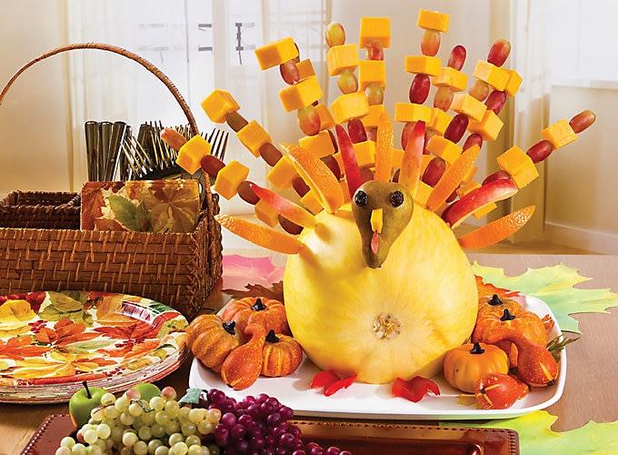 Ideas For Thanksgiving Desserts  Thanksgiving Appetizer & Dessert Ideas Party City