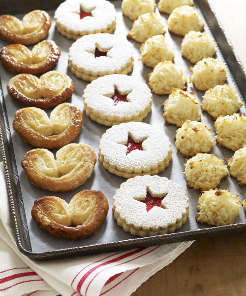 Ina Garten Christmas Cookies  Christmas Cookie Recipes from Chefs Ina Garten and