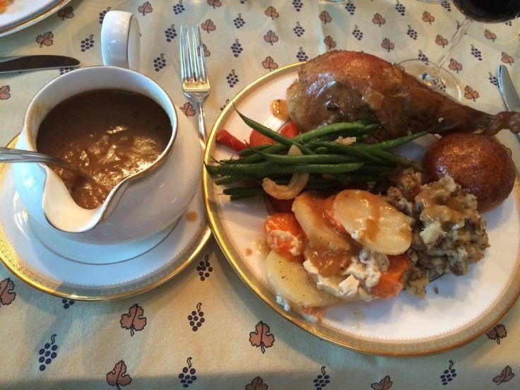 Ina Garten Make Ahead Thanksgiving  Ina Garten s Homemade Make Ahead Gravy