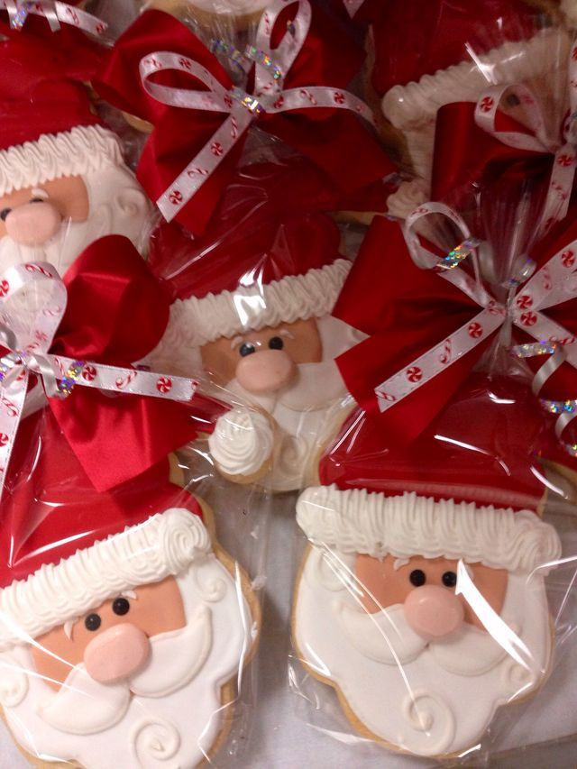 Individually Wrapped Christmas Cookies  Pin by Jennie Smith Spounias on cookies