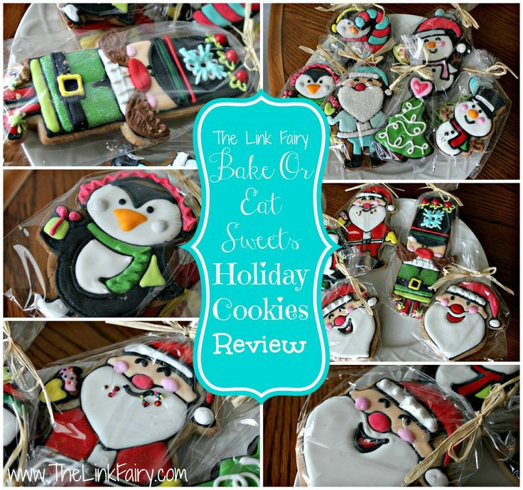 Individually Wrapped Christmas Cookies  112 best images about cookies on Pinterest