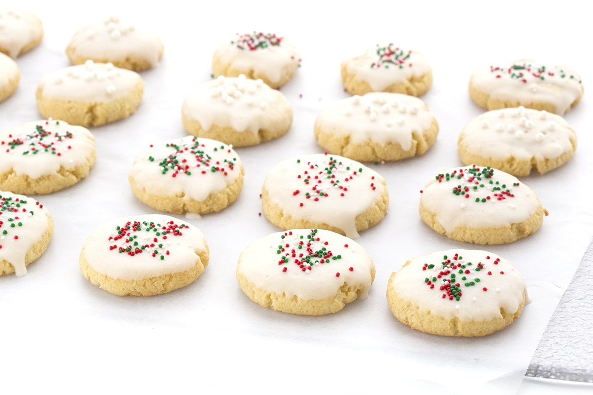Italian Christmas Cookies Recipes  Low Carb Italian Christmas Cookies