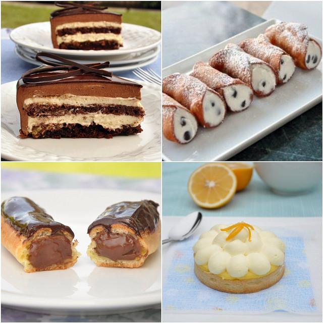 Italian Christmas Desserts  Holiday Dessert Recipes Food Lover s Odyssey