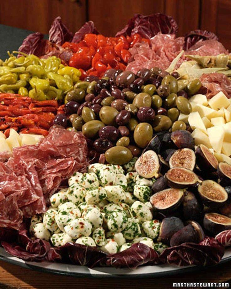 Italian Christmas Eve Appetizers  100 Antipasto recipes on Pinterest