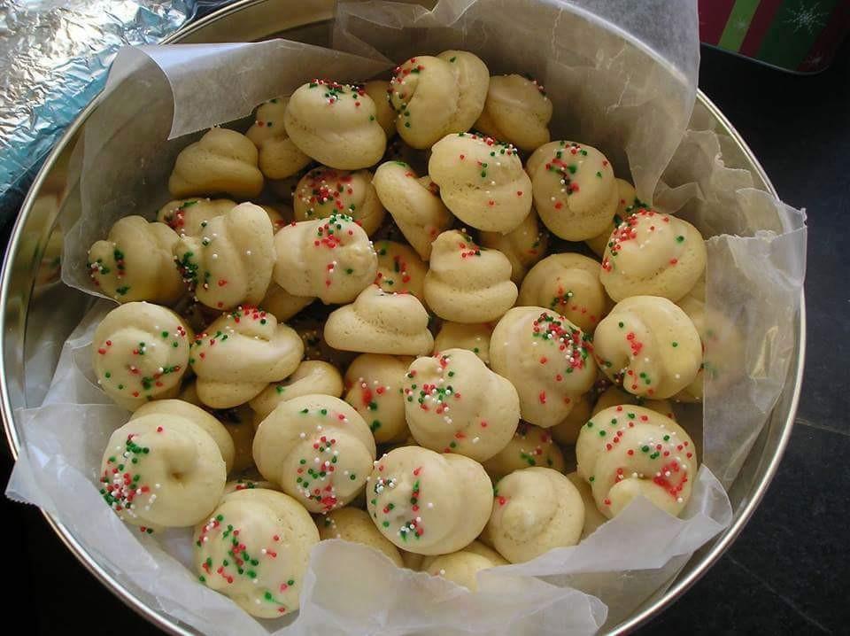 Italian Christmas Recipes  Italian Christmas Cookies