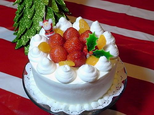 Japan Christmas Cake Recipe  Have a Taste of Scrumptious Japanese Christmas Cake
