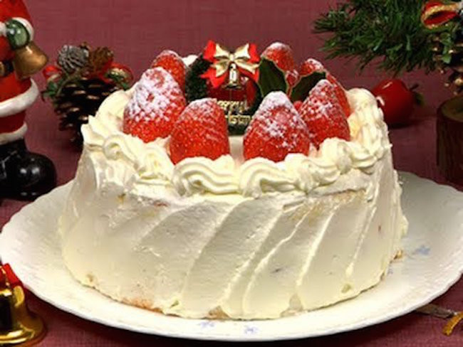 Japan Christmas Cake Recipe  Traps and Christmas cakes What type of female characters