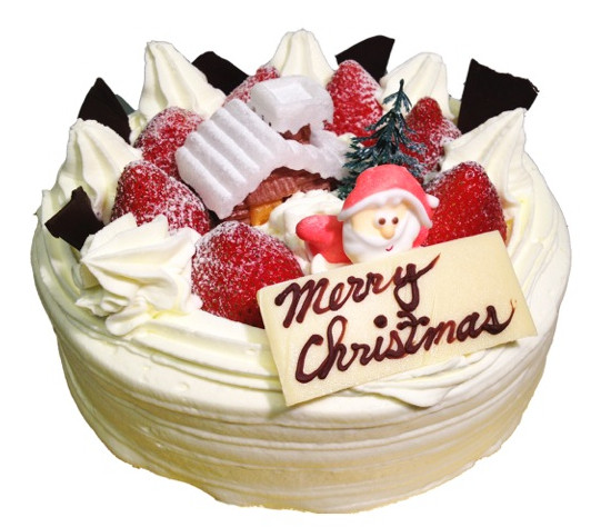 Japan Christmas Cake Recipe  10 Holiday Delicacies From 10 Cultures