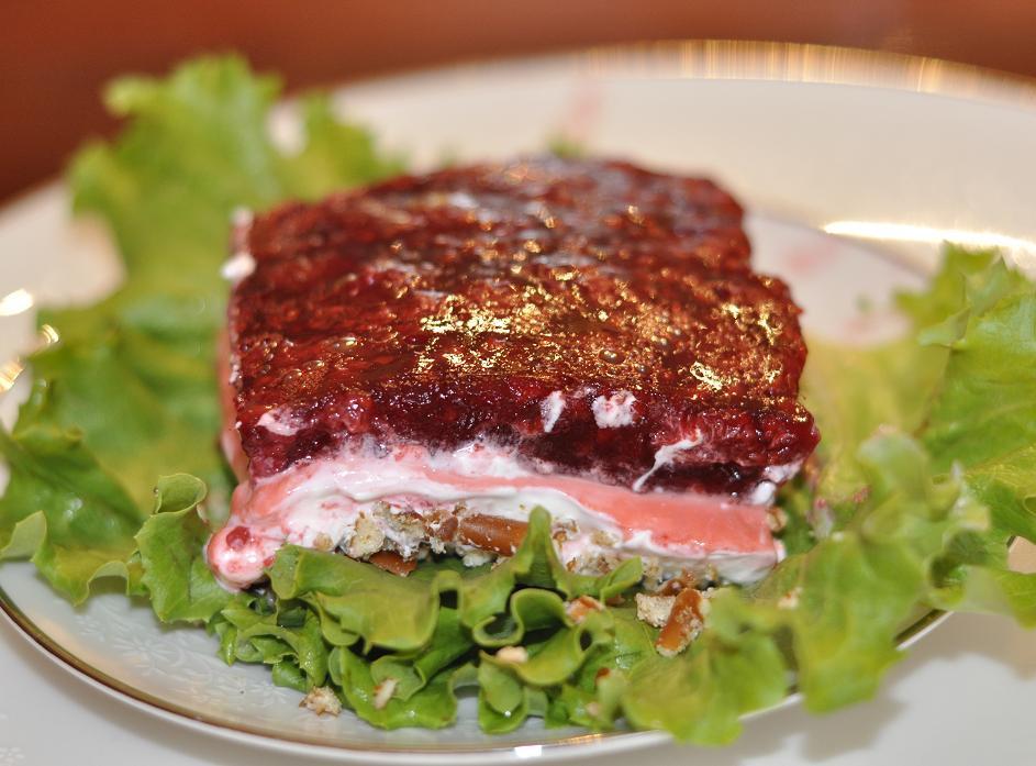 Jello Salads For Christmas  McConkie Menu Christmas Jello Salad