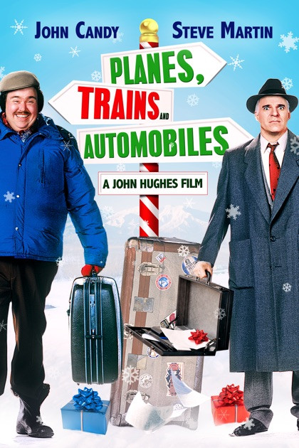 John Candy Christmas Movie  Planes Trains and Automobiles on iTunes