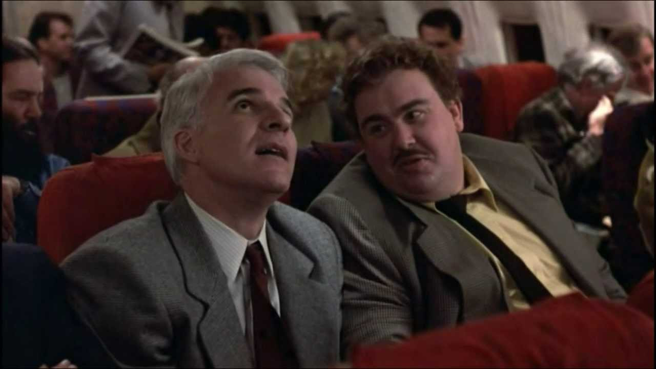 """John Candy Christmas Movie  What makes """"Planes Trains and Automobiles"""" a great"""