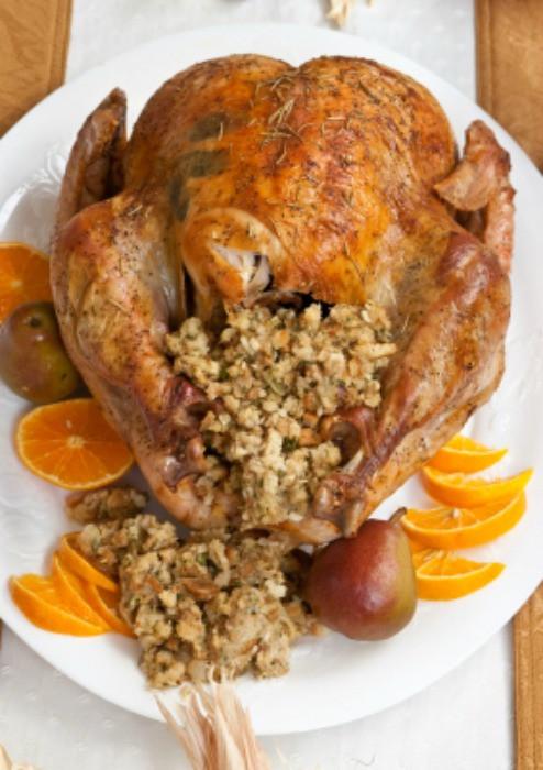 Julia Child Thanksgiving Turkey  Julia Childs Cornbread Stuffing – What2Cook