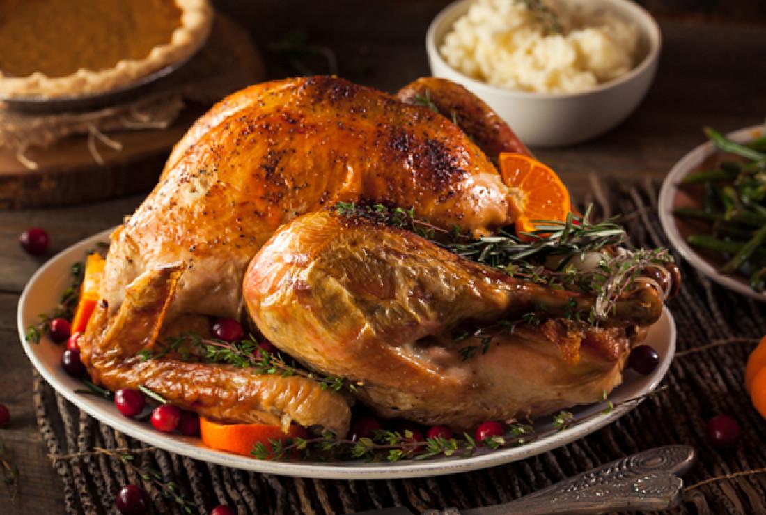 Julia Child Thanksgiving Turkey  What Julia Child's Thanksgiving Was Like